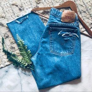 Levi's Vintage Denim Mom Jeans